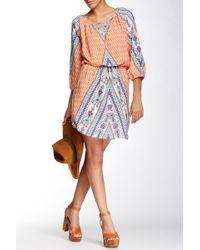 Fraiche By J - Kara Keyhole Dress - Lyst