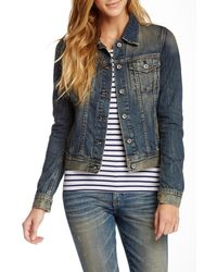 Big Star - Denim Jacket - Lyst