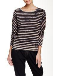 George Loves | Crew Neck Pullover Sweatshirt | Lyst