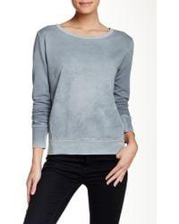 George Loves - Crew Neck Pullover Sweatshirt - Lyst