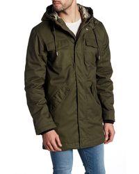 Wesc - Hooded Outerwear Jacket - Lyst