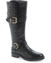 Gerry Weber - 'jale' Quilted Riding Boot (women) - Lyst