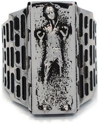 Han Cholo - Han Carbonite Ring - Lyst