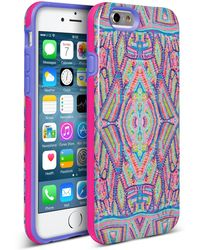 Nanette Lepore | Pink Print Iphone 6/6s 2-piece Case | Lyst