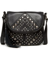 Isabella Fiore | Bellmore Leather Crossbody | Lyst
