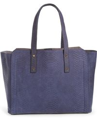 Ivanka Trump - 'soho Solutions' Leather Tote - Lyst