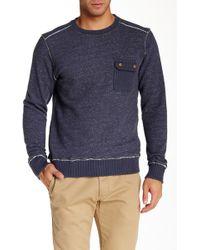 Jeremiah - Crew Neck Sweatshirt - Lyst