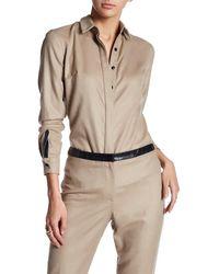 Jordan Alexander - Spread Collar Shirt - Lyst