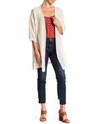 Ark & Co. - Crochet Trim Cover Up - Lyst