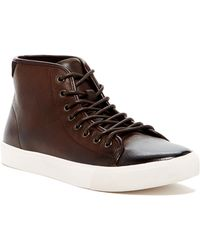 Joe's Jeans - Skids High Top Trainer - Lyst