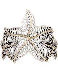 Lucky Brand - Starfish Bold Cuff - Lyst