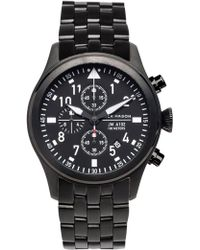 Jack Mason Brand - Men's Brand Aviation Chronograph Bracelet 42mm Watch - Lyst