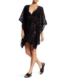Jones New York - Lace Tunic Cover Up - Lyst