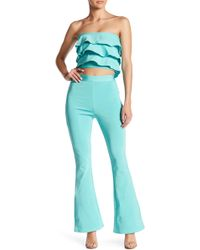 Wow Couture - Ruffle 2-piece Set - Lyst