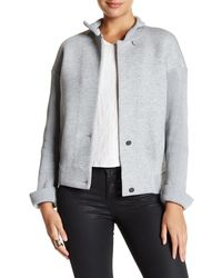 Plenty by Tracy Reese - Rib Trim Jacket - Lyst