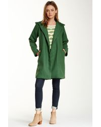 Lavand - Hooded Coat - Lyst
