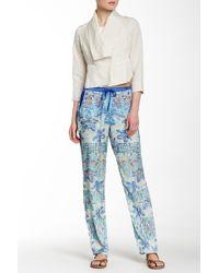 Lavand - Printed Trouser - Lyst