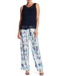 Lavand - Printed Pants - Lyst