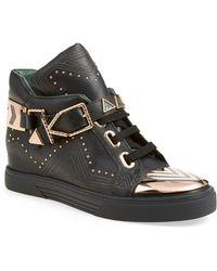 Ivy Kirzhner - Lunar Hidden Wedge Sneaker - Lyst