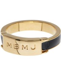 Marc By Marc Jacobs - Engraved Ring - Lyst