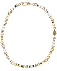 Marc By Marc Jacobs - Bow Tie Sequence Necklace - Lyst