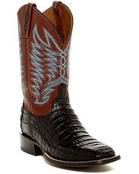 Lucchese - Genuine Caiman Boot - Lyst