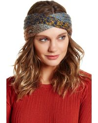 Steve Madden - Spectrum Knit Head Wrap - Lyst