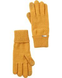 Steve Madden - Solid Boyfriend Gloves - Lyst