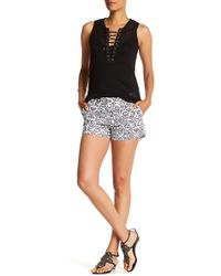 Macbeth Collection - Printed Short - Lyst