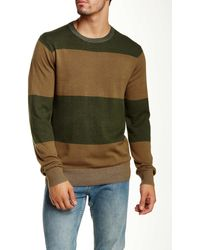 RVCA - Block Plate Sweater - Lyst