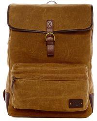 UGG - Kolman Leather Trimmed Backpack - Lyst