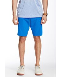 Cutter & Buck - Drytec Bainbridge Flat Front Short - Lyst