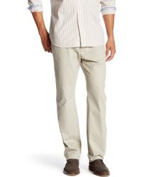 Cutter & Buck - Pike Five Pocket Pant - Lyst
