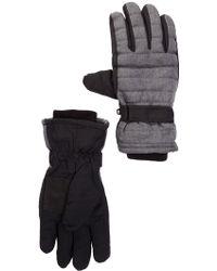 Joe Fresh - Quilted Glove - Lyst
