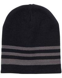 Joe Fresh - Stripe Knit Beanie - Lyst