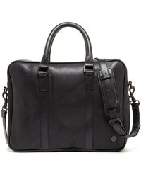 Ben Sherman - Union Leather Briefcase - Lyst