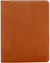 UGG - Leather Work Easel Tablet Case - Lyst