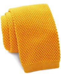 Burma Bibas - Solid Knit Tie - Lyst