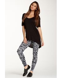 Lily White - Printed Legging (juniors) - Lyst