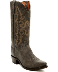 Lucchese - Aviator Boot - Wide Width Available - Lyst