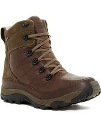 The North Face - Chilkat Leather Hiking Boot - Lyst