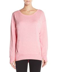 Zella - 'amore' Pullover - Lyst