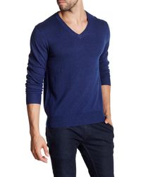 Qi - V-neck Pullover - Lyst