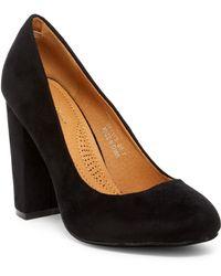Elegant Footwear - Office Pump - Lyst
