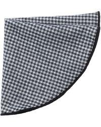 Alexander Olch - Checkered Pocket Round - Lyst