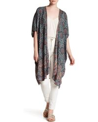 Angie - Pattern Bed Cardigan - Lyst