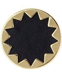 House of Harlow 1960 - Sunburst Genuine Leather Ring - Lyst