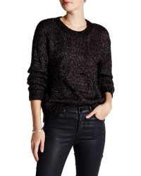 Valette - Shine Lux Pullover Sweater - Lyst