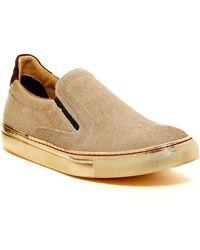 Robert Graham - Rolo Genuine Calf Hair Slip-on Sneaker - Lyst