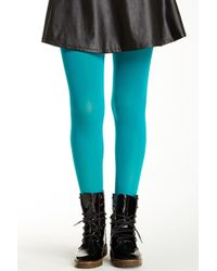 American Apparel - Opaque Pantyhose - Lyst